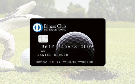 Diners Club <strong>Golf</strong> Card