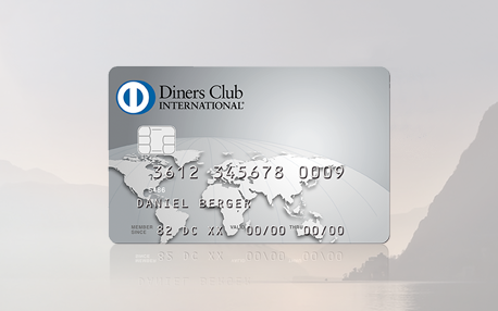 DINERS CLUB<br /> <strong>CLASSIC CARD</strong>