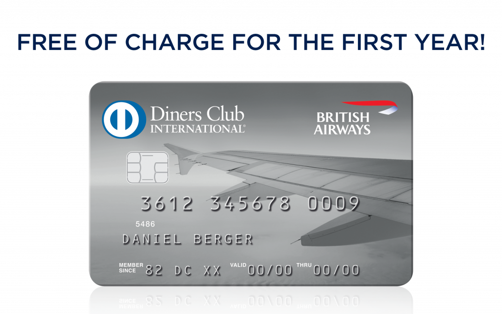 Diners Club <strong>British<br /> Airways</strong> Card