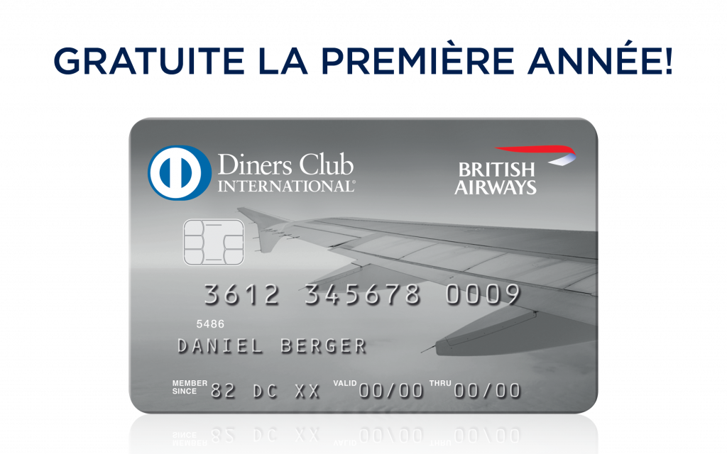 Carte Diners Club <strong>British Airways</strong>