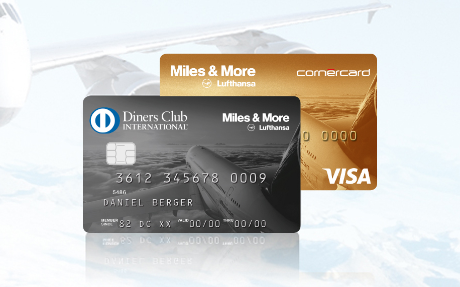 Lufthansa Miles And More Karte.Diners Club Switzerland Miles More Card